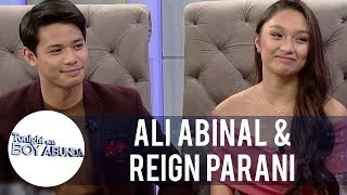 Ali Abinal clarifies that Reign Parani has no involvement in his past relationship | TWBA