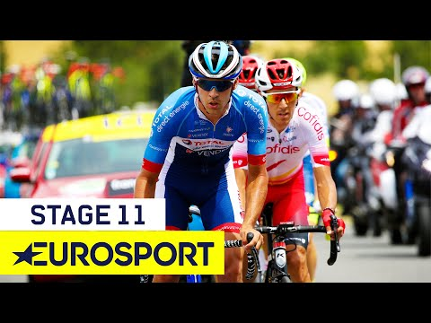 Tour de France 2019 | Stage 11 Highlights | Cycling | Eurosport