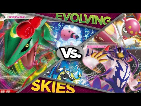 Can Rayquaza beat