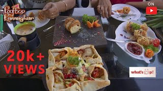 Restaurant Review of What's Up Cafe