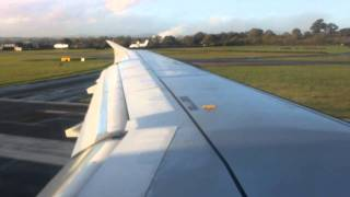 Thomas Cook Airlines - A320 Exeter Rejected Takeoff + Takeoff