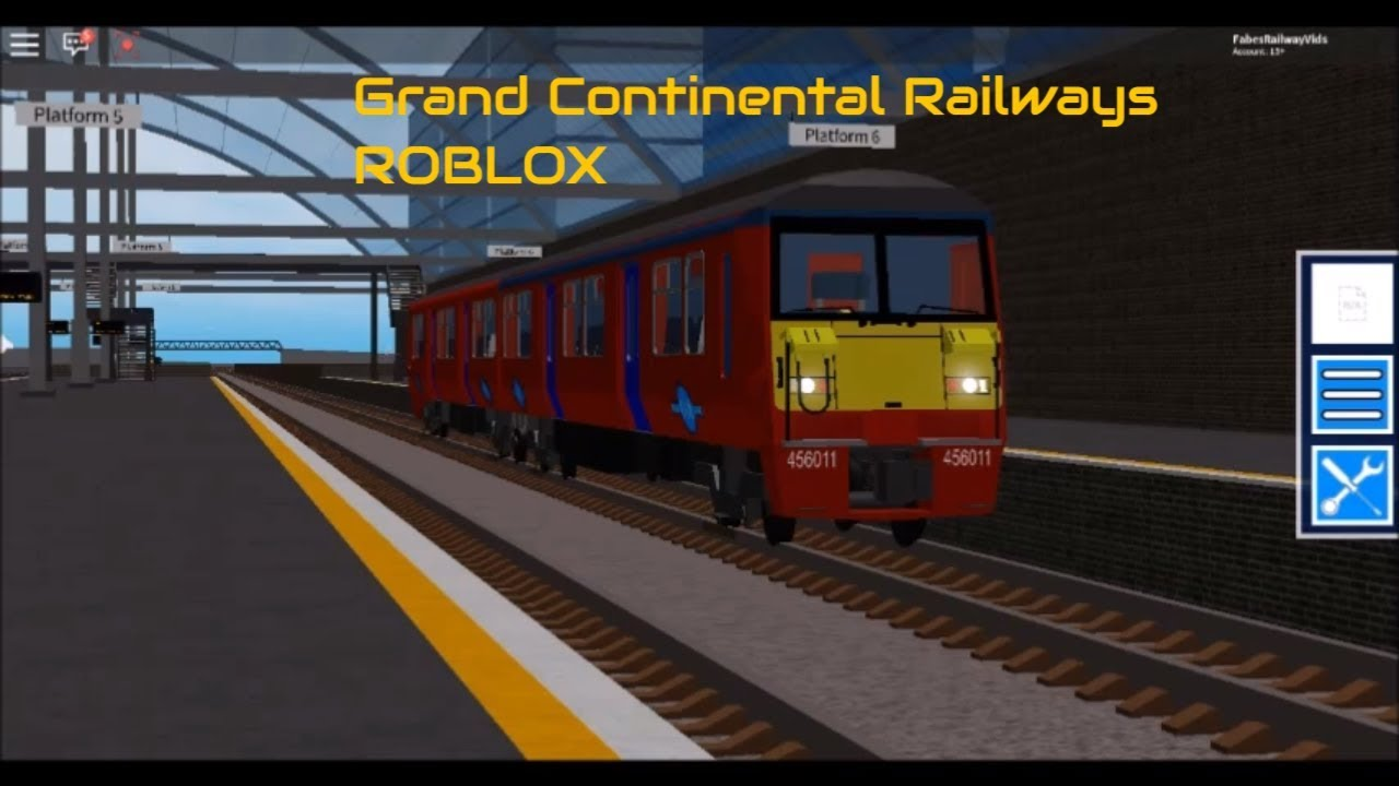 Gcr Roblox Map Roblox Level Crossings In Gcr Grand Continental Railways Travelerbase Traveling Tips Suggestions