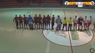 2017.01.28 - Camp. Nacional 2ª Divisão - Resumo - S. Alenquer e Benfica vs Parede FC