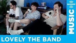 Lovely The Band on Donating to the Yellowhammer Fund at Hangout Music Festival 2019