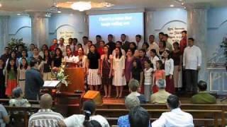 Be The One - Berean Bible Baptist Church Choir