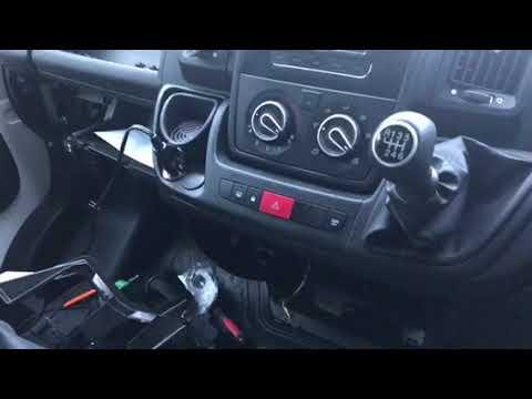 Peugeot Boxer Citroen Relay Fiat Ducato 2016-2018 pollen/Canon filter  location