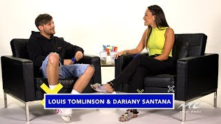 Louis Tomlinson Plays a Game of Rapid Fire LIVE