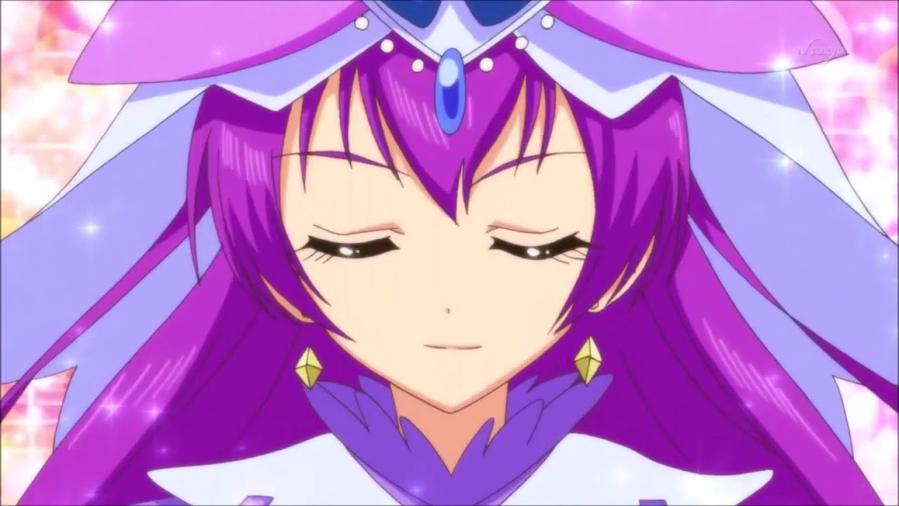 Download Magical Girls (Purple) Transformations-Here I am
