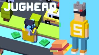★ CROSSY ROAD Unlock JUGHEAD ★ NEW Secret Character | iOS, Android
