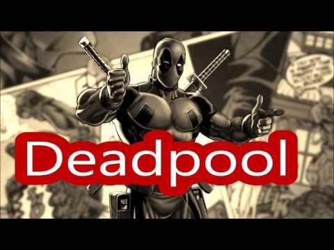Teamheadkick - Deadpool Rap [Lyric Video - Movie Version]