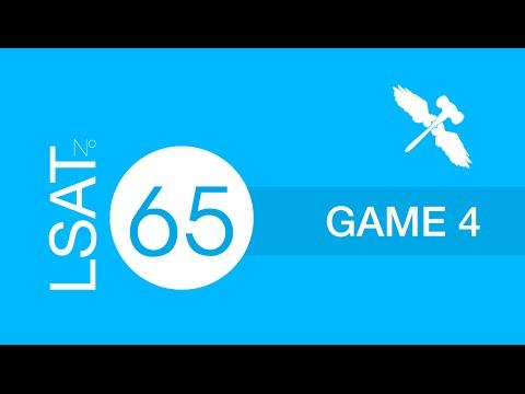 LSAT PrepTest 65 Logic Game 4 (December 2011) television programming director hour programs - 7Sage