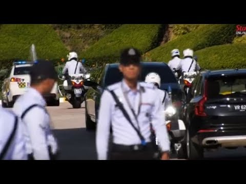 'Bodyguards' on the road