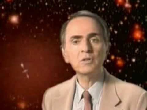 Cosmos Series. Carl Sagan update. Ten years later.