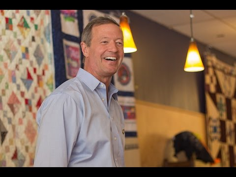 Thom Hartmann Talks with Martin O'Malley (full interview)