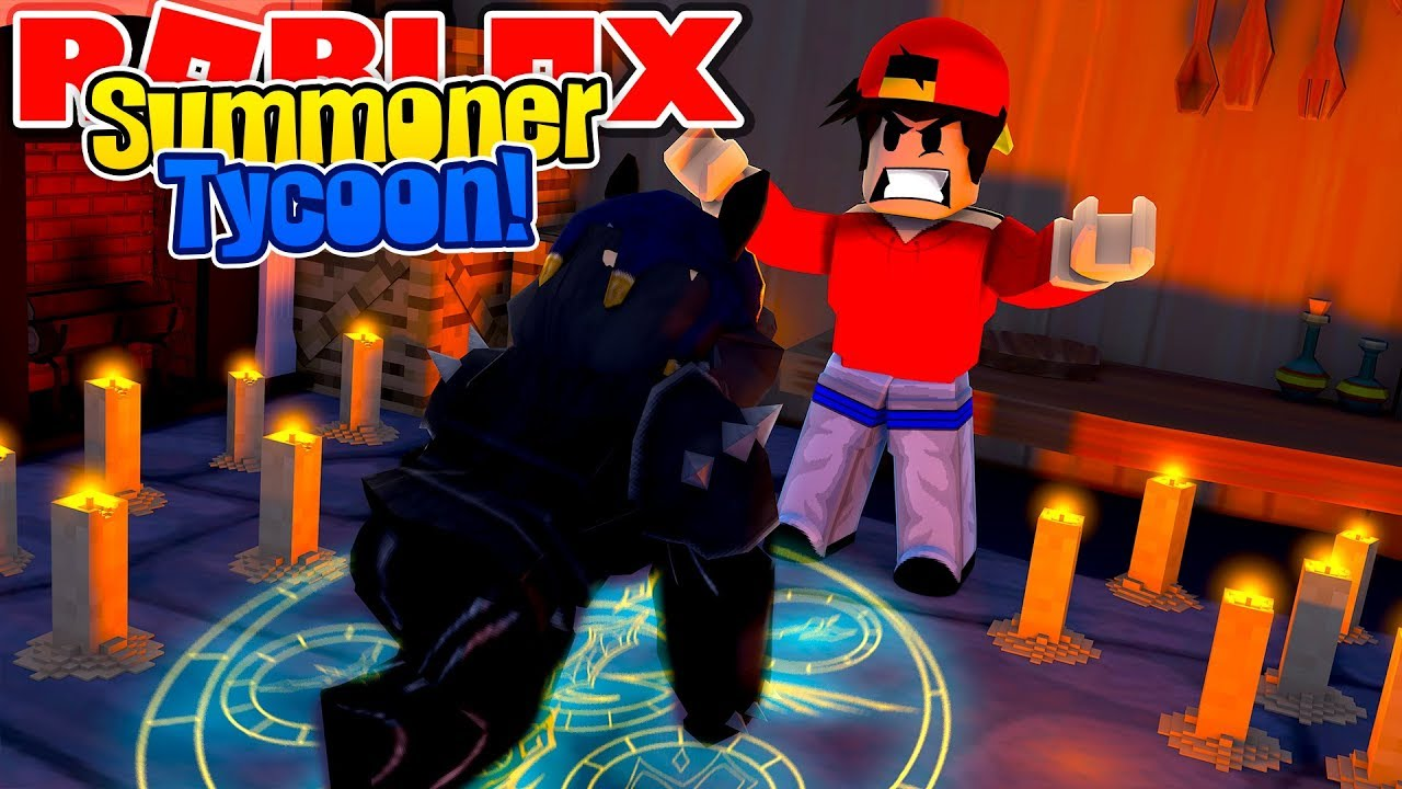 ROBLOX - SUMMONING AN ARMY TO RULE ROBLOX!!!
