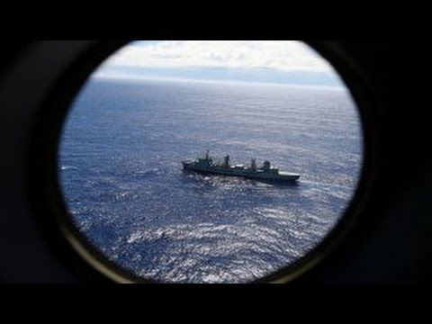 Search ends for Malaysia Airlines Flight...