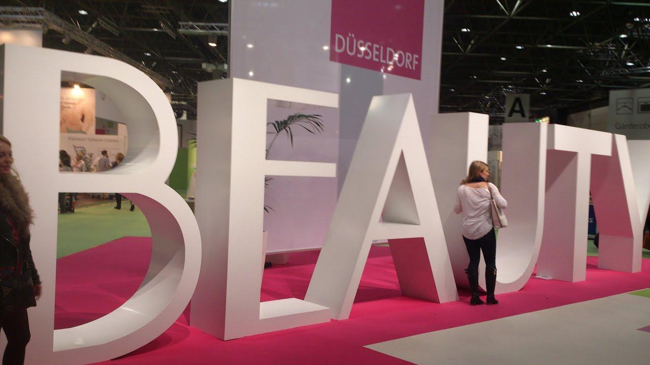 Beauty Messe Düsseldorf 2014 Teil 2 Die Messe Youtube