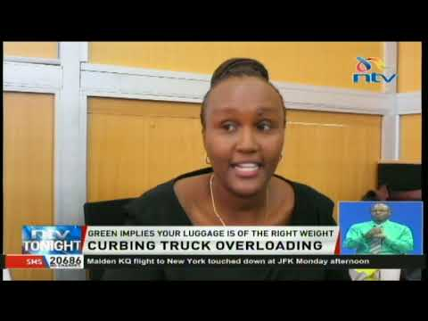 Download KeNHA to test its weighbridge technology set to curb overloaded trucks