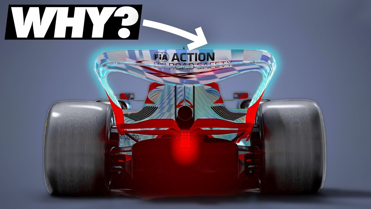 Why Formula 1's New CURVED Wing is GENIUS