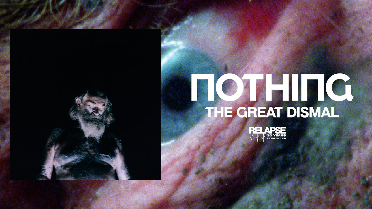 Download NOTHING - The Great Dismal [FULL ALBUM STREAM]