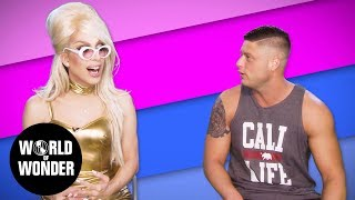 BRO'LASKA with ALASKA & CORY - THE GOLDEN GIRLS