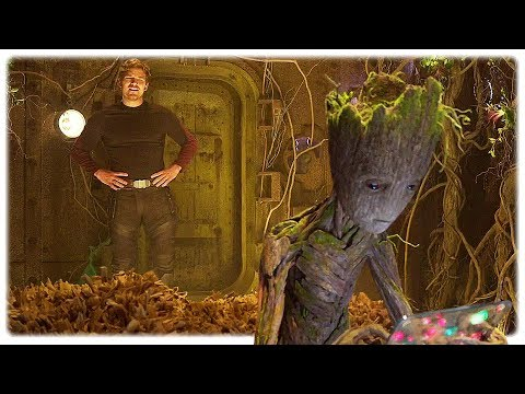 Thumbnail: Guardians of the Galaxy 2 Teen Groot Extended Scene (2017)