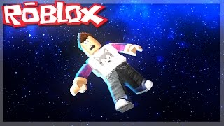 Roblox Adventures - STRANDED IN ROBLOX OUTER SPACE! (Space Adventure Obby)