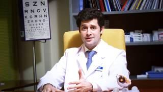 Cirugía estética ocular bolsas párpados - Clínica AVER