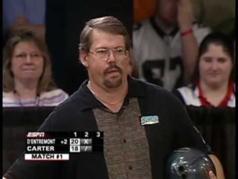 2007 PBA 64th US Open : Dave D'Entremont vs Jeff Carter