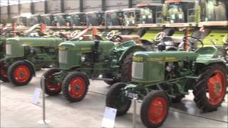 Oldtimer Fendt Collection J-Reiff Luxembourg