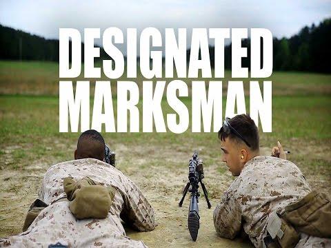 Designated Marksman Training