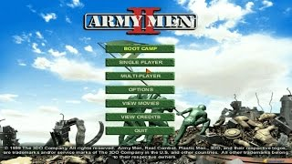 Army Men 2 gameplay (PC Game, 1999)