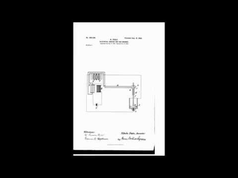 Nikola Tesla Patents & Technology
