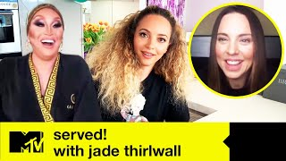 Drag Queens Meet Their Idols! | Served! With Jade Thirlwall