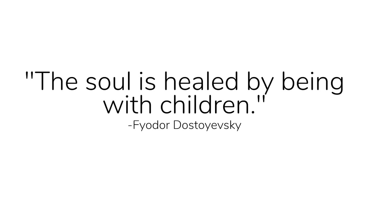 Kids Heal the Soul