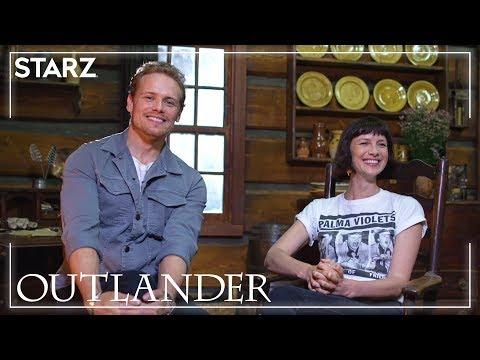 Outlander   Entertainment Tonight Tours Fraser's Ridge   STARZ