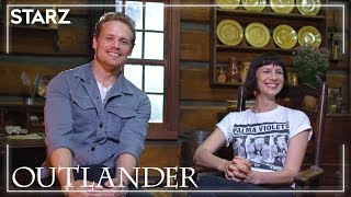 Outlander | Entertainment Tonight Tours Fraser's Ridge | STARZ