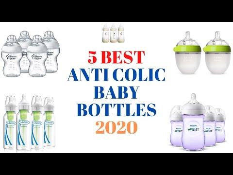 5 Best Anti Colic Baby Bottles 2020