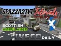 Minecraft Iveco Daily Scottish Ambulance with working Lights Tutorial