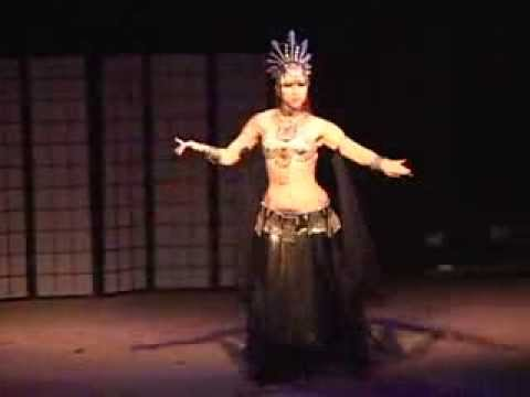 sc 1 st  YouTube & Luna Rouge | Queen of the Damned Bellydance - YouTube