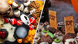 Bring Back Halloween With These Spooky Snacks • Tasty Recipes