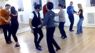 Урок бачаты в Школе танцев Чино - Kiko Rodriguez