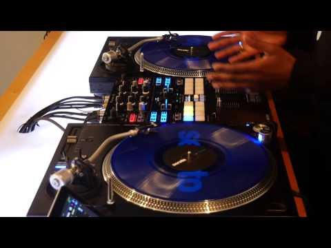 Chronological & Reordering Loops demo in Serato DJ 1.9.6