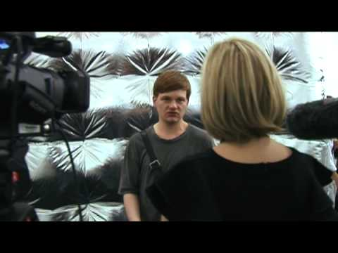 On Off London Fashion Week. Interview with Krystof Strozyna
