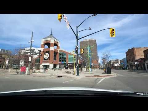 Dundas Street West, Downtown - London, Ontario, Canada