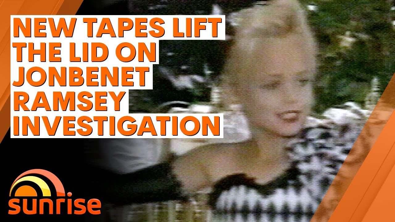 Download New tapes lift the lid on the JonBenet Ramsey murder investigation | 7NEWS