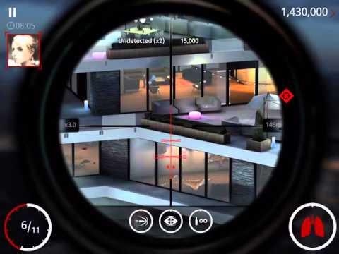 Hitman Sniper-Death Record