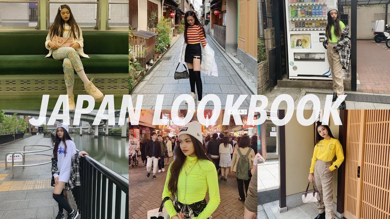 JAPAN 2K19 LOOKBOOK // Fashion, Style, Outfit 8