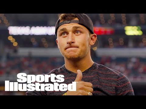 Hamilton Tiger-Cats Worked Out Former Heisman Winner Johnny Manziel | SI Wire | Sports Illustrated