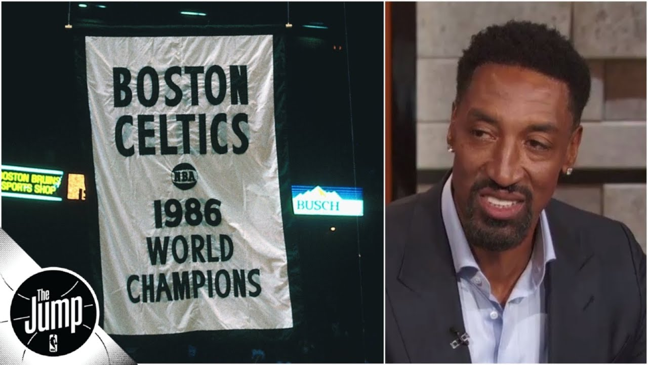 'It doesn't get any better' - Scottie Pippen reflects on playing in Celtics' arena   The Jump